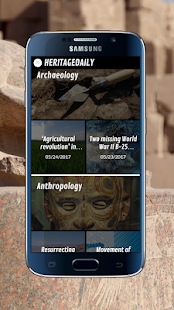 HeritageDaily android apps download