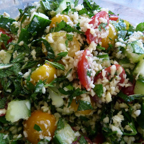 Tasty Tabbouleh with Twist