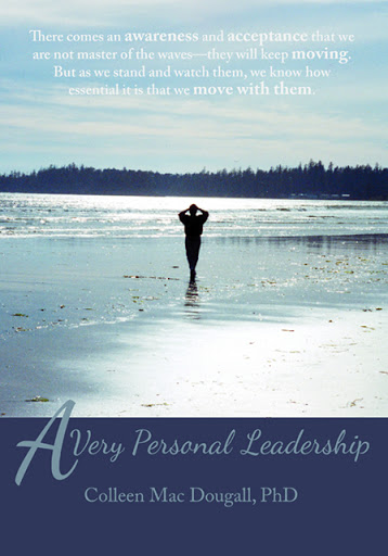 A Very Personal Leadership cover