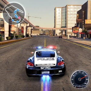 Police Car Racing For PC (Windows & MAC)