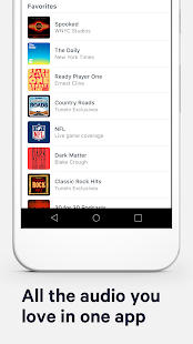 App TuneIn Radio: Stream NFL, MLB, Music & Podcasts APK for Windows Phone