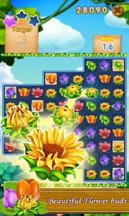 Blossom Mania Legend - screenshot