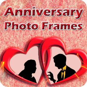 Anniversary Photo Frame Editor