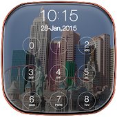 New York Keypad LockScreen APK for Bluestacks