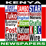 All Kenya Newspapers 1.0 Apk