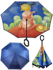 "Зонт ""Принт"", 8786"