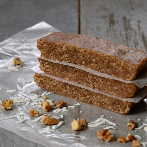 Coconut Protein Bar