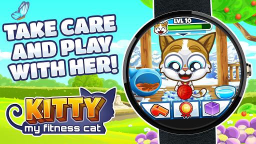 Kitty - My Fitness Cat - screenshot