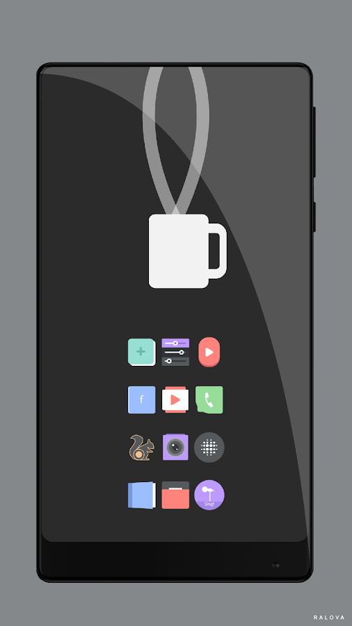 M A M B O Icon Pack Screenshot 2