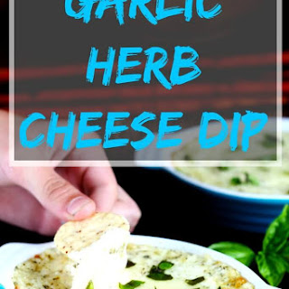 Garlic Herb Cheese Dip