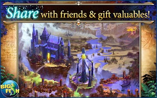 Screenshot of Midnight Castle: Hidden Object