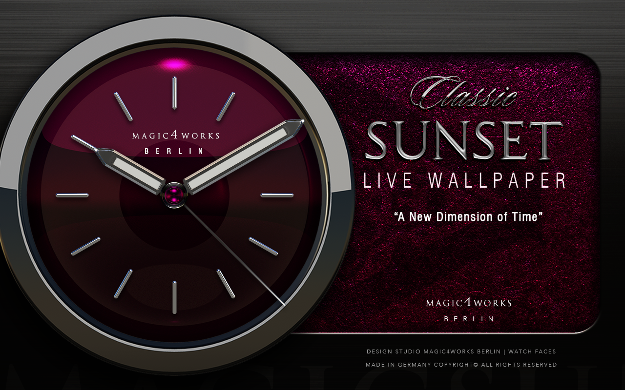 Designer Mega Clock Bundle LWP Screenshot 14