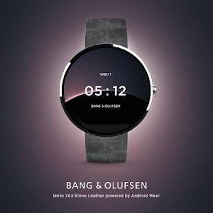 Bang & Olufsen Watch Face