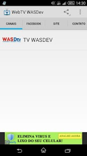 WebTV WasDEV - screenshot