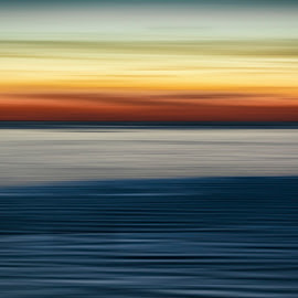COLOURS by Mariuccia Preziuso - Abstract Patterns ( skyline, sky, sunset, sea, colours )