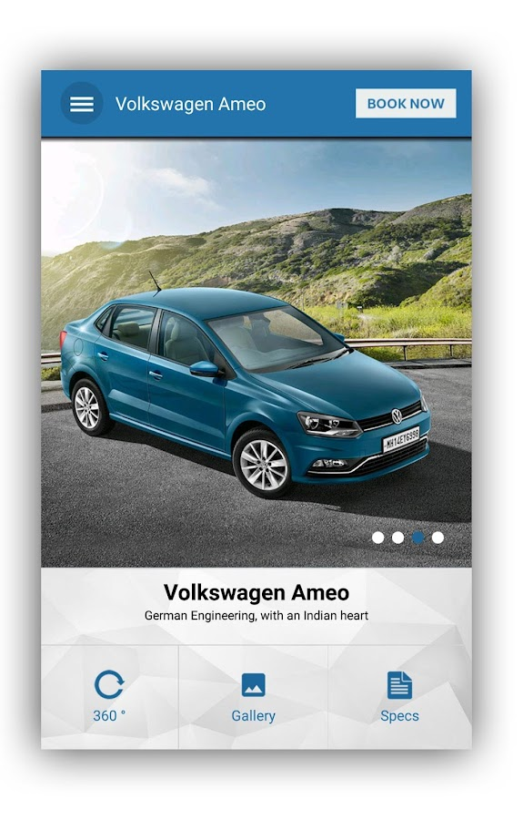Volkswagen Ameo Screenshot 0