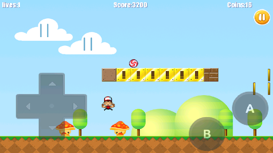 Game Super Oscar version 2015 APK