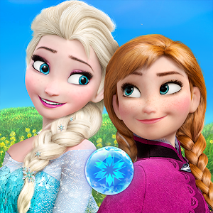 Frozen Free Fall For PC (Windows & MAC)