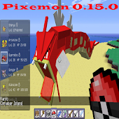 Pixelmon MOD MCPE 0.15.0 APK for Bluestacks