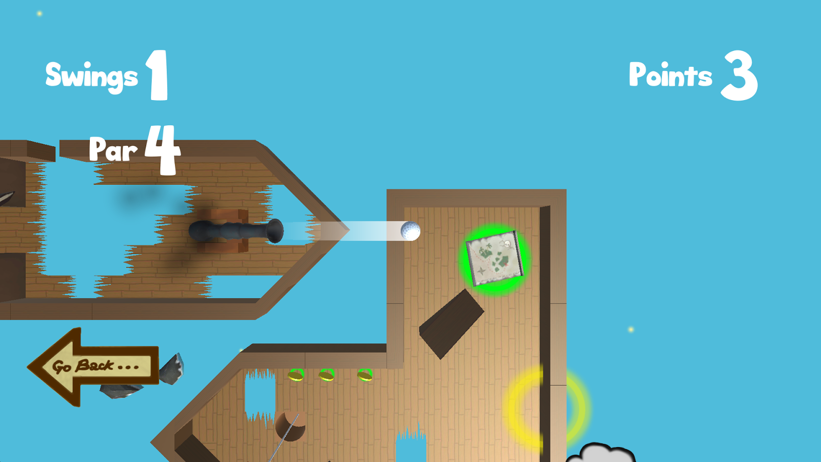 Pocket Putt Screenshot 0