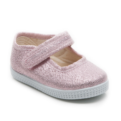 Greta Glitter - Canvas Shoe