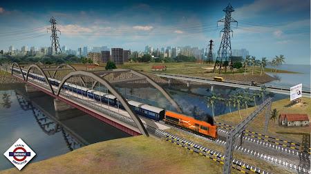 Indian Train Simulator 1.7.2 screenshot 2081443