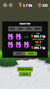 Gift Clicker- screenshot thumbnail