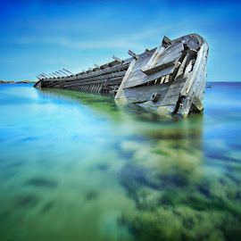 ~ Terkandas ~ by Chandra Irahadi - Transportation Boats (  )