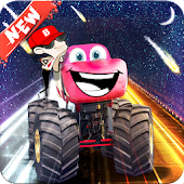 Download Monster Mr Bean Truck APK on PC