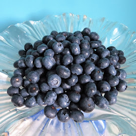 Blueberry season by Maricor Bayotas-Brizzi - Food & Drink Fruits & Vegetables