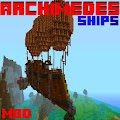 App Archimedes' Ships Mod MCPE APK for Kindle