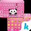App Lovely Panda Kika Emoji Theme APK for Windows Phone