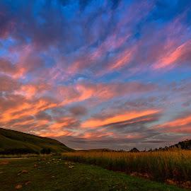 135 by Doornkop Photos Hein van Niekerk - Landscapes Cloud Formations