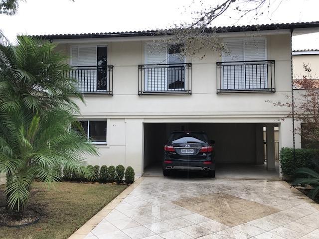 Casa residencial para locação, Residencial Seis (Alphaville)