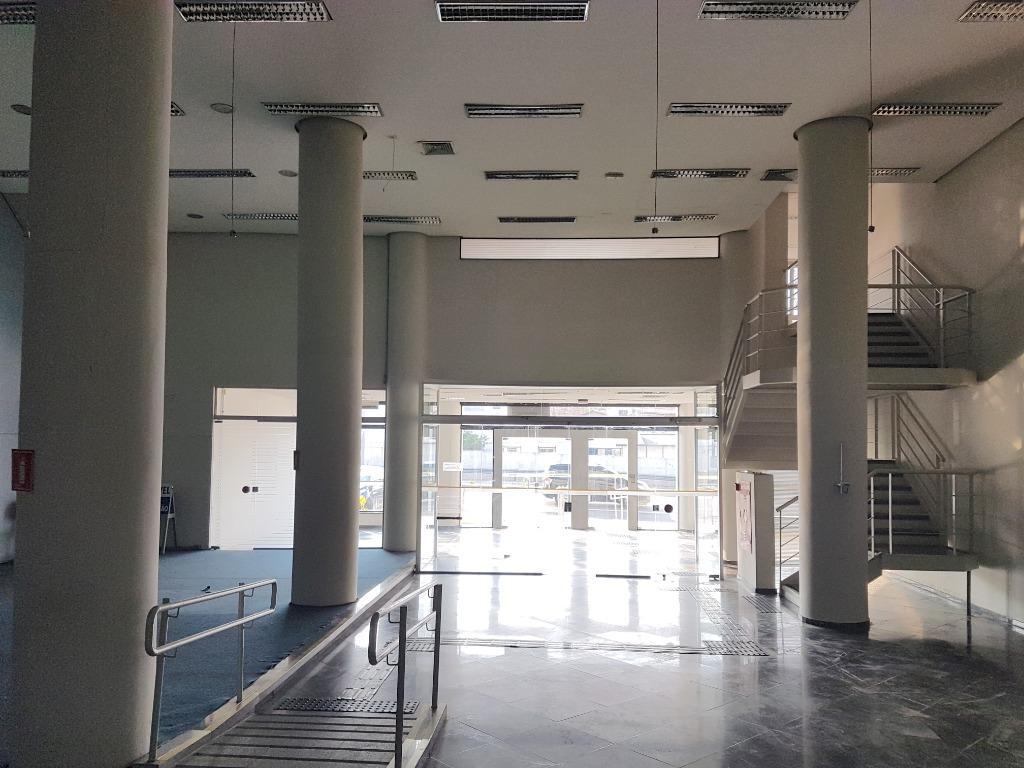Galpão comercial para locação- São Paulo