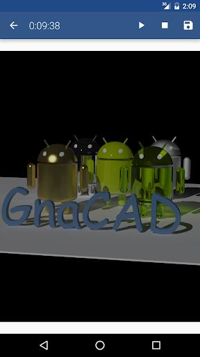 GnaCAD - screenshot
