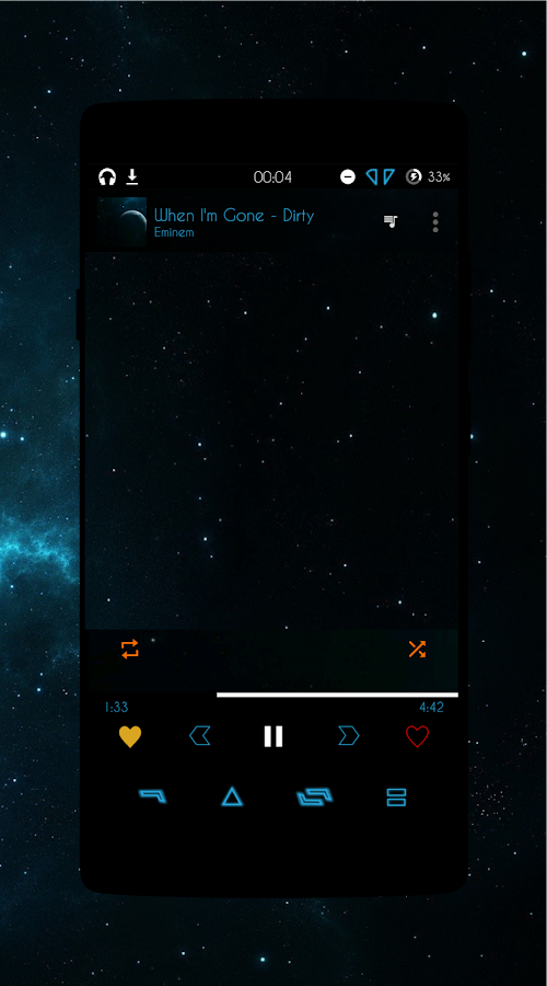Galactic - CM13/12.X Theme Screenshot 6