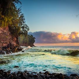 by Stephen  Barker - Landscapes Sunsets & Sunrises