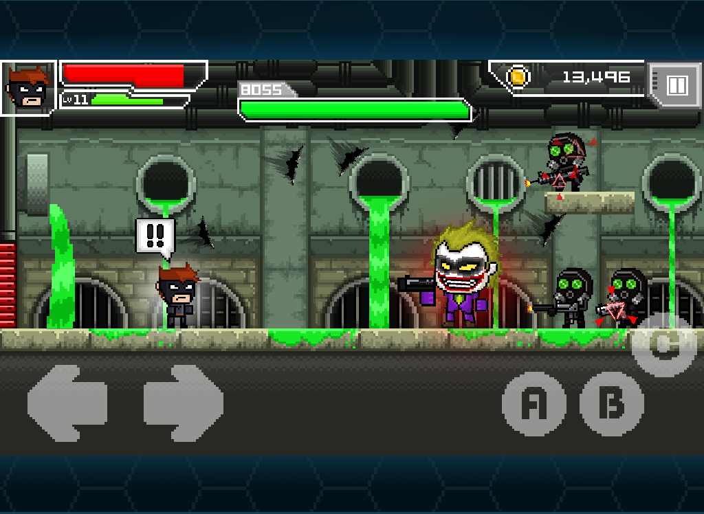 HERO-X Screenshot 16