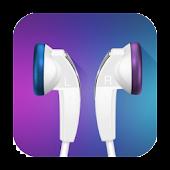 Burn-in Ear headphones