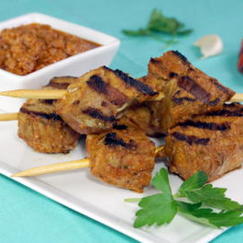 Pinchos Morunos (Spanish Pork Skewers)