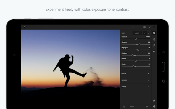 Adobe Photoshop Lightroom APK screenshot thumbnail 8