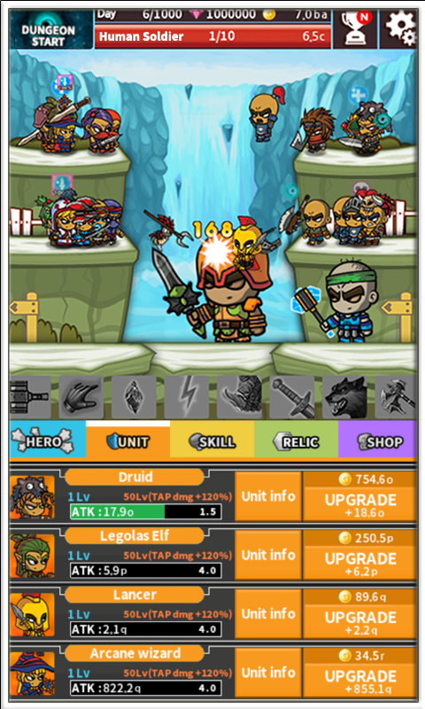 Tap  Boss Screenshot 4