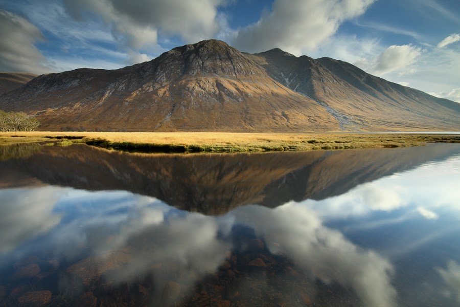 Loch Etive by Wolfy Pic - Landscapes Waterscapes