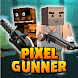 Pixel Z Gunner 3D - Battle Survival Fps image