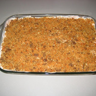 Low Cal Butterfinger Dessert