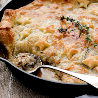 Cream Of Mushroom Pot Pie Recipes