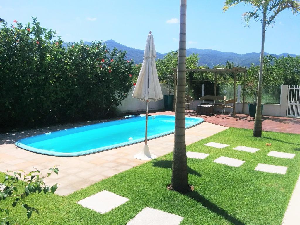 Casa 4 Dorm, Cacupé, Florianópolis (CA0536) - Foto 2