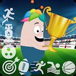 Sports mini games for Kids Icon