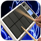 Electronic Drum Beat Pad 24